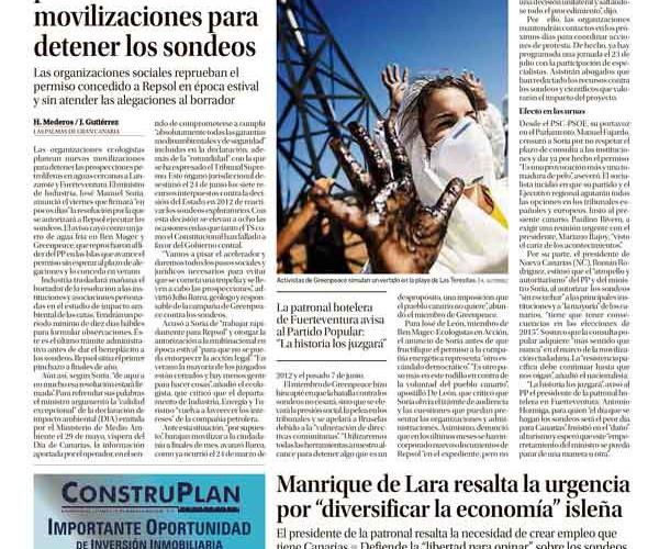 Manrique de Lara: urgencia por 'diversificar la economía´