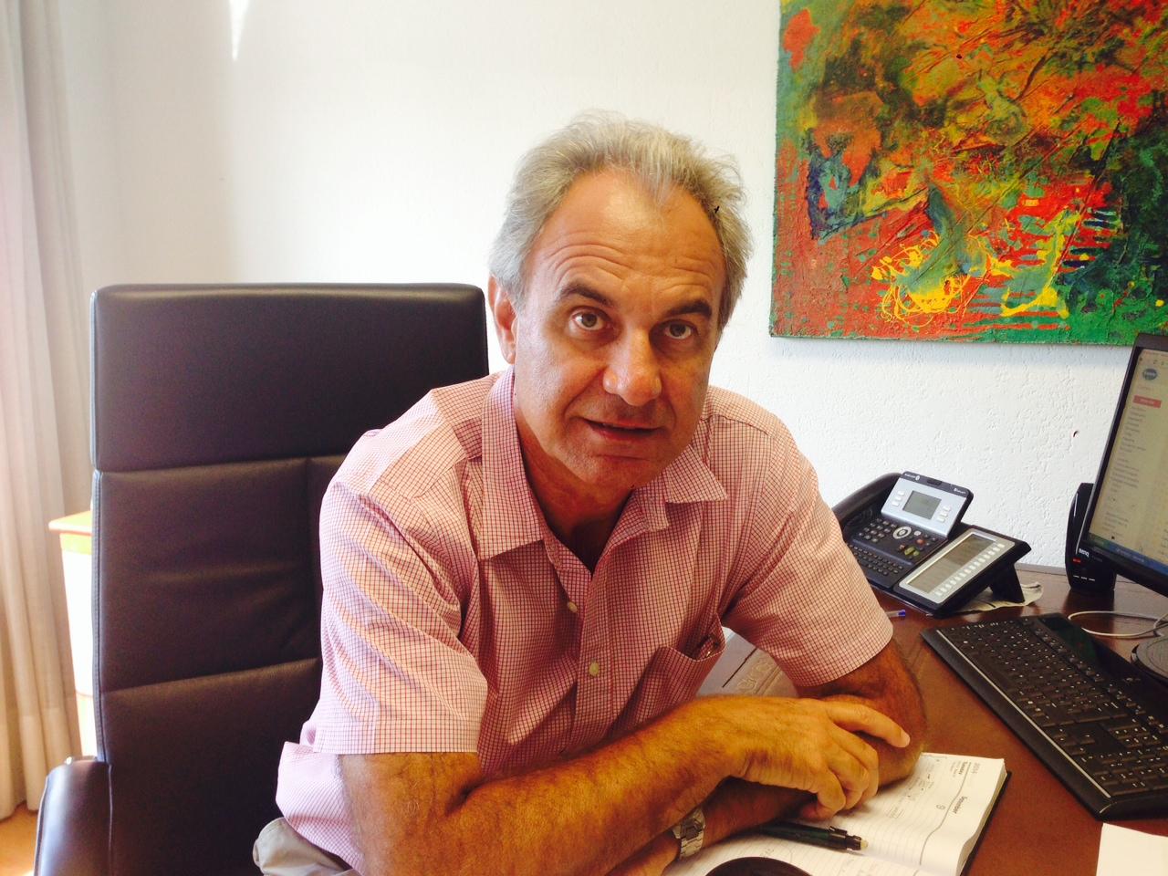 """Antonio Bonny: """"Sin compensación al transporte suficiente no hay futuro para la agricultura de exportación"""""""