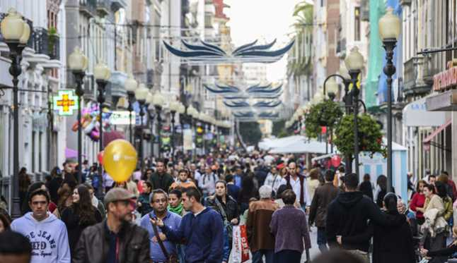 CEOE Tenerife prevé 25.000 empleos más en Canarias por Navidad