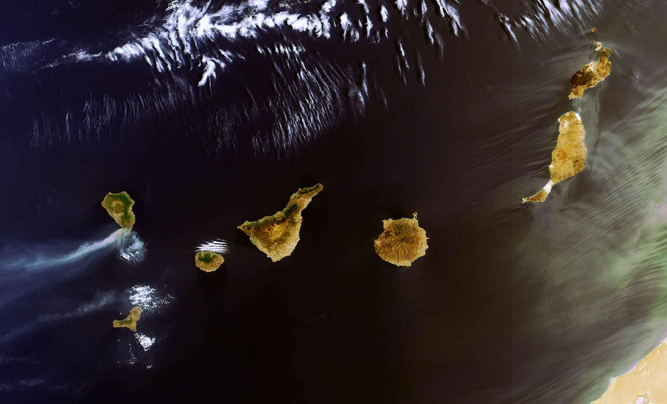 Los retos de Canarias para este 2015