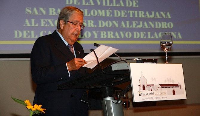 """Alejandro del Castillo: """"La moratoria se hizo para Gran Canaria y no para Tenerife."""""""