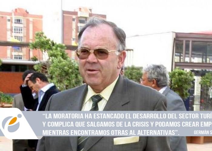 """Germán Suárez: """"La política no ha de anteponerse a los intereses generales"""""""