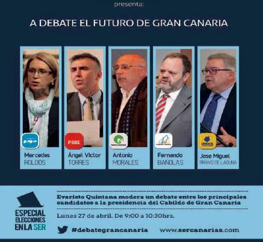 El Círculo de Empresarios de Gran Canaria, con el debate político
