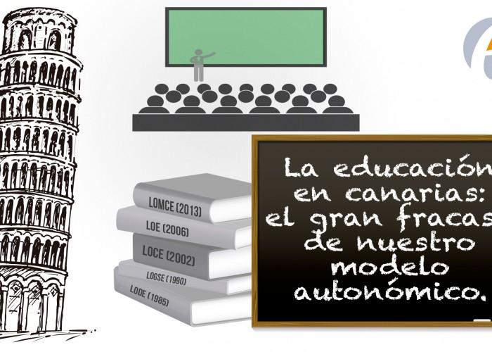 Educar para avanzar en el desarrollo de Canarias